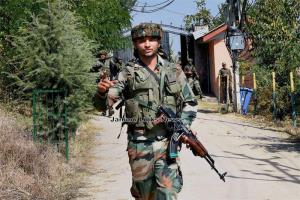 Two JeM terrorists killed in encounter with secur...