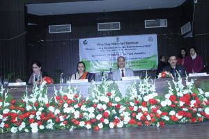 JU Organises One Day National Seminar on Empoweri...