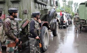 One terrorist shot dead in Pulwama