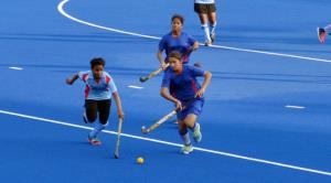 Hockey India names 61 players for senior women na...