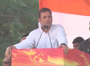 Lok Sabha Elections 2019: Rahul calls NYAY scheme...