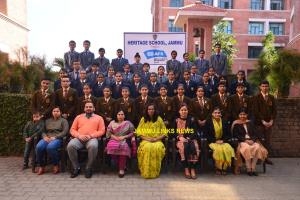 Heritage School hosts cultural exchange programme