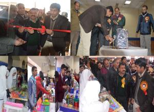 Science Exhibition organised under RMSA