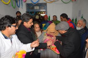 Intensified Pulse Polio Immunization held across ...