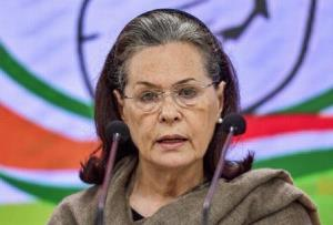 Sonia Gandhi says govt shown shocking insensitivi...