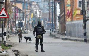 Restrictions in Srinagar ahead of separatist prot...