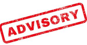 Advisory regarding Holi