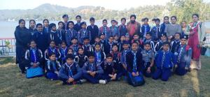 Heritageans organises Trekking expedition at Mans...