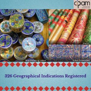 326 Indian products registered as geographical in...