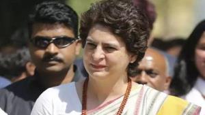 Priyanka Gandhi to visit Sonbhadra to meet famili...