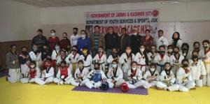 JSS outshines in Inter School Taekwondo Champions...