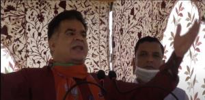 Lotus will bloom everywhere in Kashmir: Raina