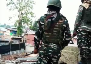 Two terrorists killed in Anantnag encounter, one ...