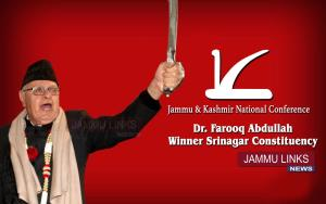 Farooq Abdullah wins Srinagar seat by over 70,000...