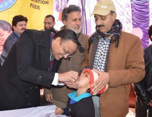 Intensified Pulse Polio Immunization programme be...