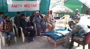 Army organises Communal Harmony Meeting