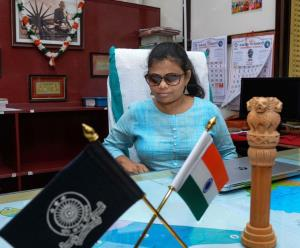 Pranjal Patil, India's first visually challenged ...