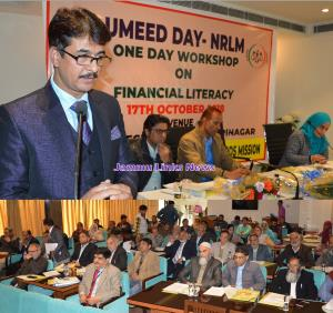 SRLM forms 30500 SHGs in J&K: Dir SRLM
