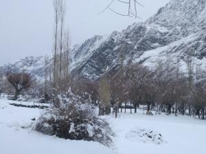 Kargil records coldest night of the season