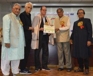 AUM holds award ceremony | Writers, poets call fo...