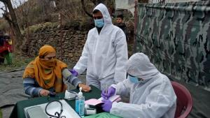 Indian Army organises medical camp for women in D...