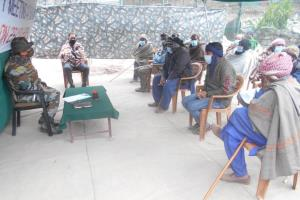 Indian Army organizes free medical camp in Rajouri