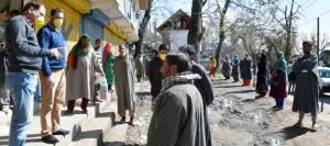 Advance ration distribution begins in Ganderbal