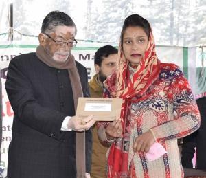 Union MoS Gangwar visits Ramban, inaugurates deve...