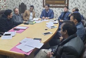 DDC Srinagar reviews preparations for second phas...