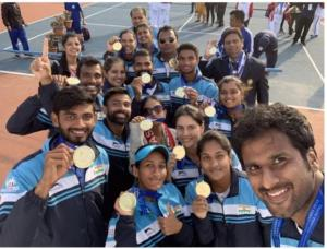 India maintains top spot with 252 medals in South...