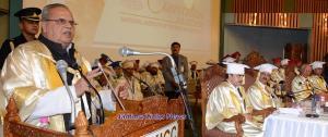 Governor addresses Convocation of National Instit...