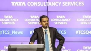 TCS first Indian company to achieve $100 billion ...