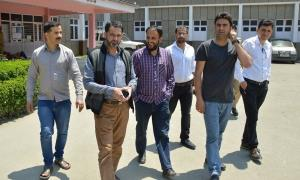 ADC Baramulla takes stock of facilities at SSB ex...