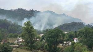 Pak shells forward areas along LoC in Rajouri, Po...