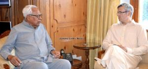 Vohra forwards report to President for imposition...