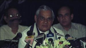 Former prime minister Atal Bihari Vajpayee's cond...