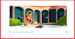 Google honors Punjabi writer Amrita Pritam with d...