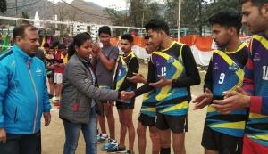 Poonch Volleyball League gets underway