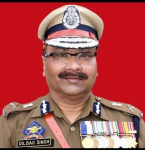 Acting J&K DGP Dilbag Singh to continue in office...
