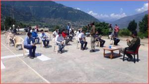 Army organises Quomi Ekta Meet