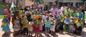 Mother's Pride & Joy Celebrate Earth Day