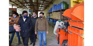 DC Leh inspects progress of major development pro...