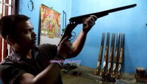 CBI begins probe in J&K arms licence case