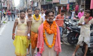 Impressive Shobha yatra taken out by devotees of ...