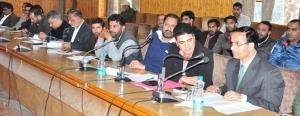 General Elections 2019: RO Baramulla reviews arra...