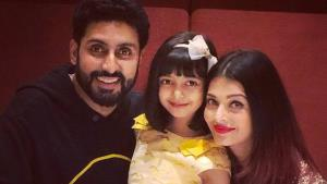Aishwarya Rai Bachchan, daughter Aaradhya test po...