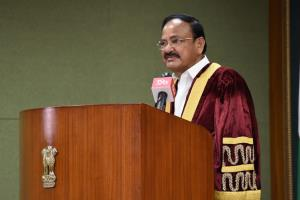 VP Naidu urges students to leverage technology to...