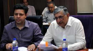 CEO discusses arrangements for Shri Amarnath Ji Y...