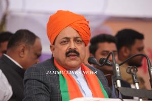 Union Minister Jitendra Singh to file nomination ...