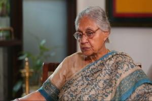 Former Delhi CM Sheila Dixit dies at 81
